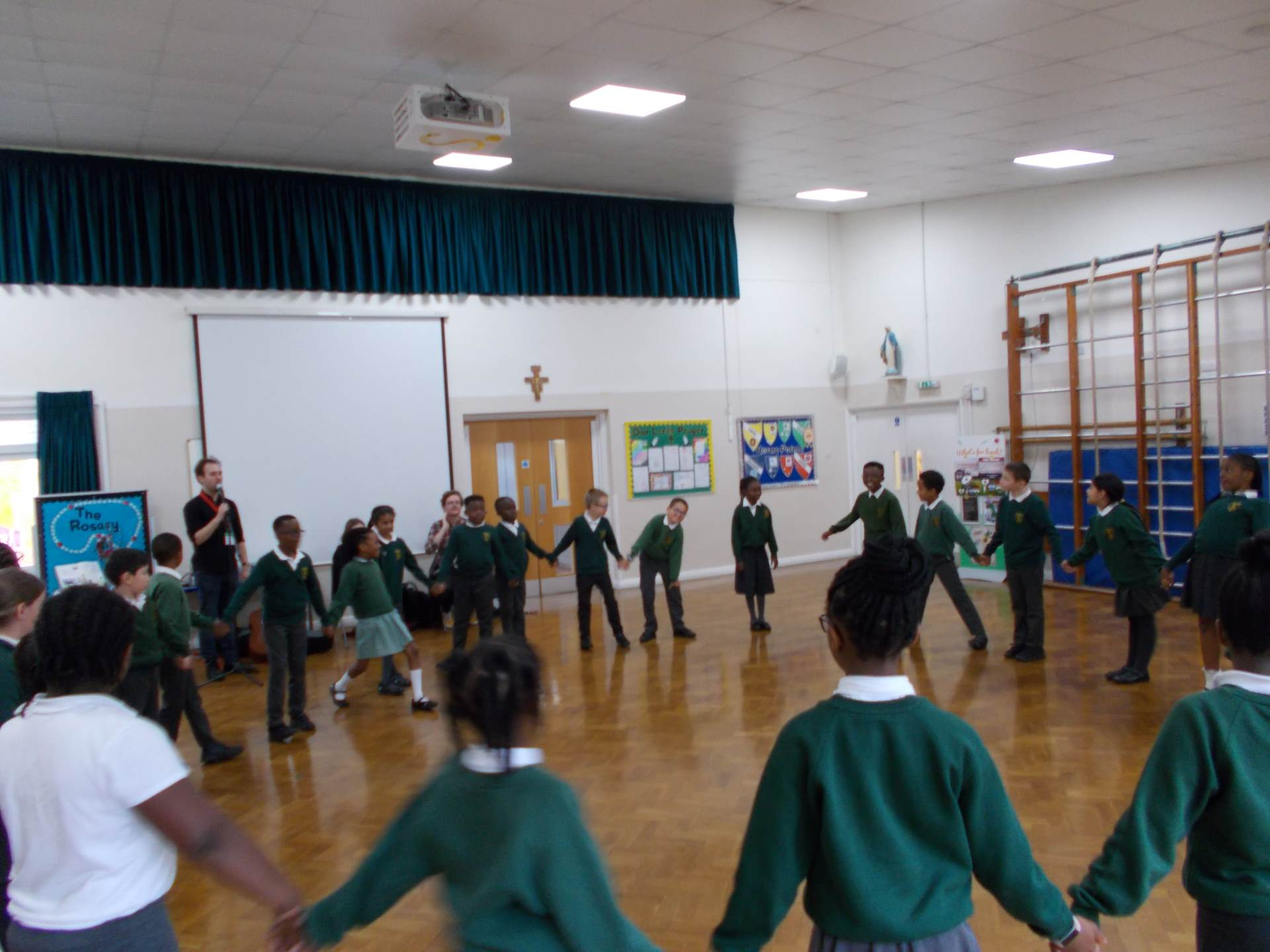 Ceilidh Workshop